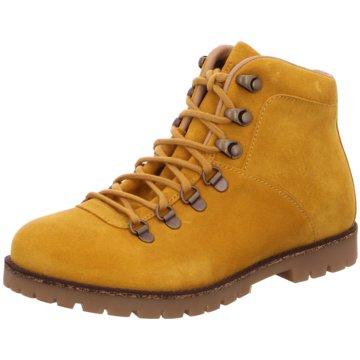 Birkenstock Boots gelb