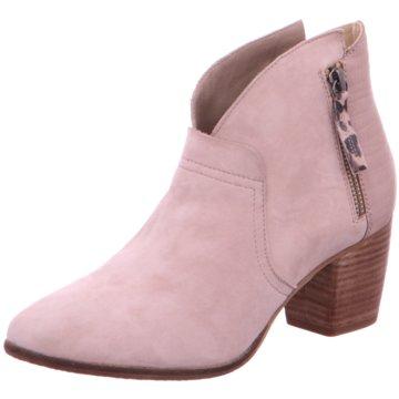 SPM Shoes & Boots Westernstiefelette rosa