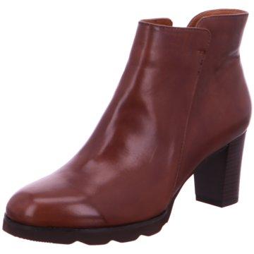 Regarde le ciel Ankle Boot braun