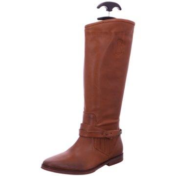 Hudson Klassischer Stiefel braun