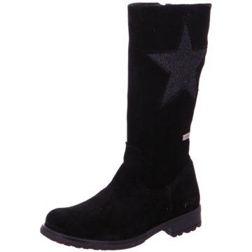 Micio Hoher Stiefel schwarz