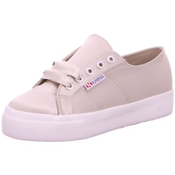Superga Sneaker Low beige