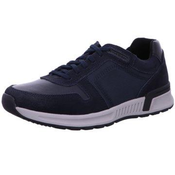 Gabor Sportlicher SchnürschuhRetoure abgesprochen blau