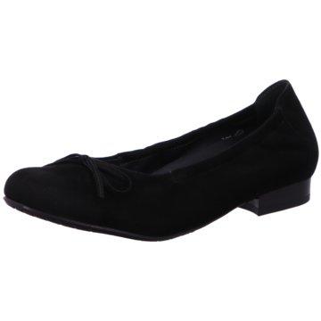 Semler Faltbarer Ballerina schwarz