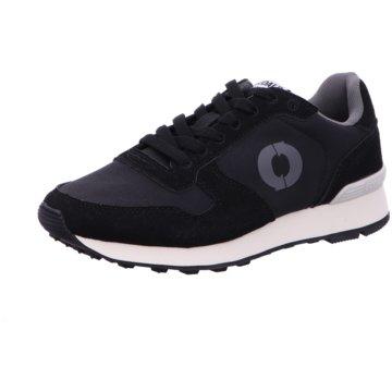 Ecoalf Sneaker Low schwarz