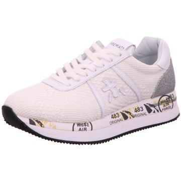 Premiata Sneaker weiß