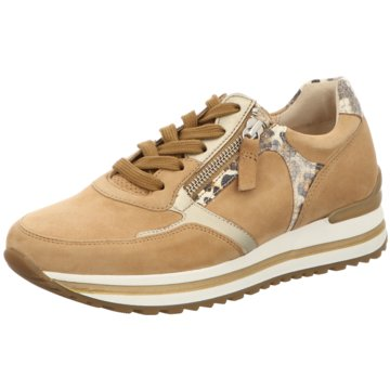 Gabor comfort Sneaker Low braun