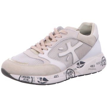 Premiata Sneaker Low beige