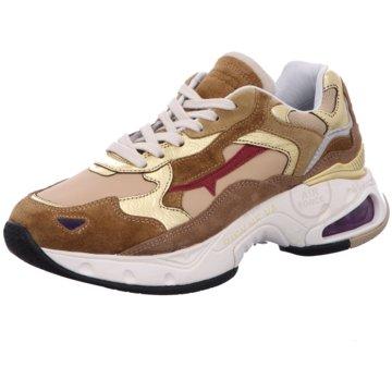 Premiata Plateau Sneaker beige