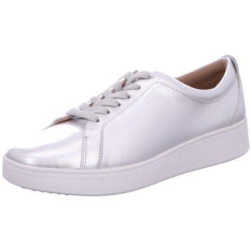 FitFlop Sneaker Low silber