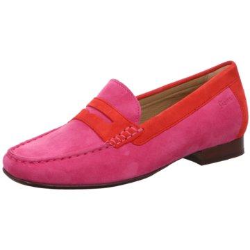Sioux Mokassin SlipperCorbina pink