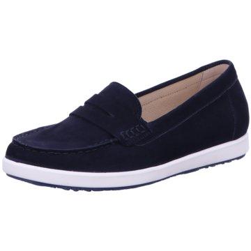 Gabor comfort Klassischer Slipper blau