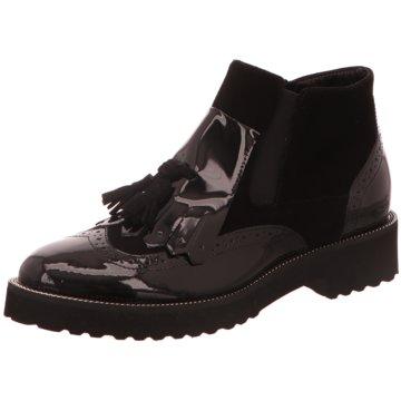 Luca Grossi Ankle Boot schwarz