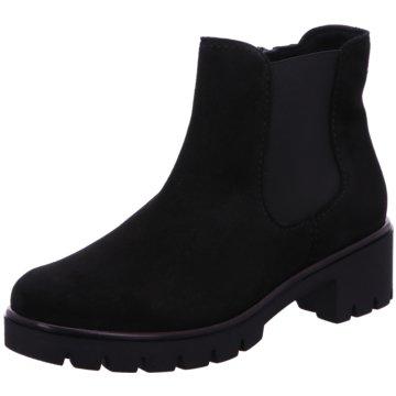Semler Chelsea Boot schwarz