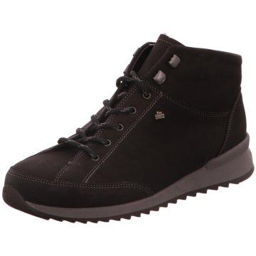 FinnComfort Komfort Stiefelette02239 Merano schwarz