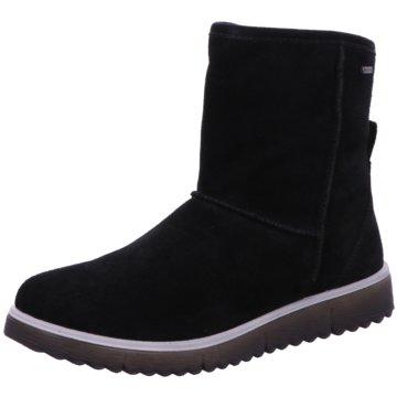 Superfit Komfort Stiefelette schwarz