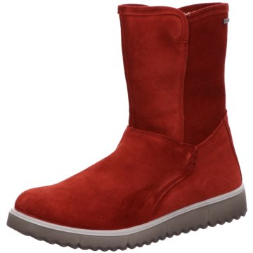 Legero Klassischer Stiefel rot