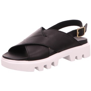 Marc O'Polo Sandale schwarz