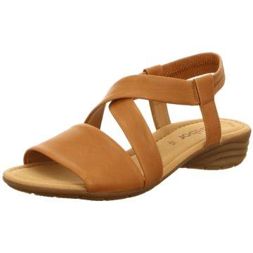 Gabor Komfort SandaleSandale braun