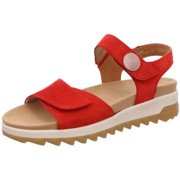 Gabor comfort Sandale rot