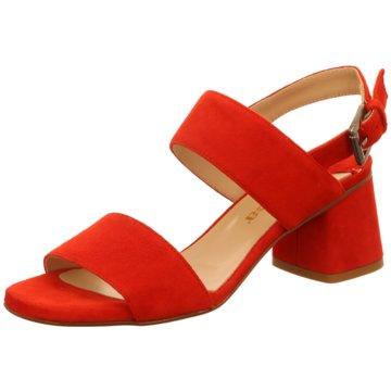 Lamica Top Trends Sandaletten rot