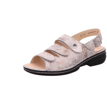 FinnComfort Komfort Sandale02557 SALONIKI grau