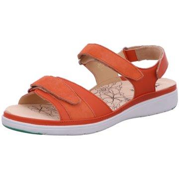 Ganter Komfort Sandale orange