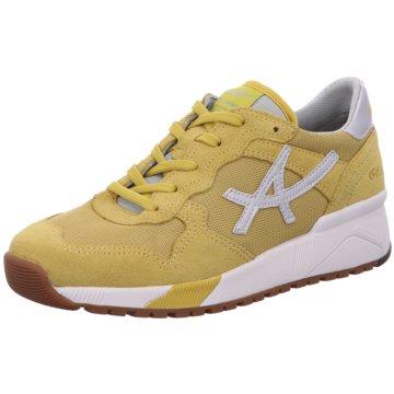 Allrounder Sneaker Low gelb