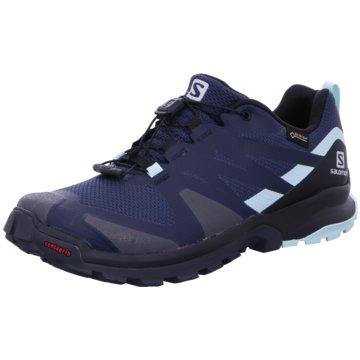 Salomon TrailrunningXA ROGG GTX W - L41122000 blau