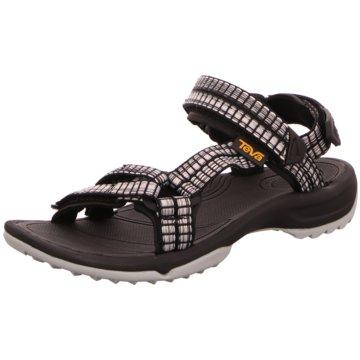 Teva Outdoor SchuhW Terra Fi Lite schwarz