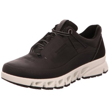 Ecco Sneaker LowMulti-Vent schwarz