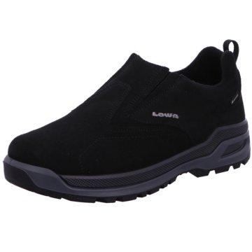 LOWA Sneaker HighHARRISON II GTX - 410457 schwarz