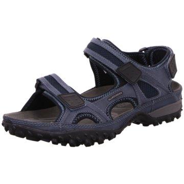 Mephisto Outdoor Schuh blau