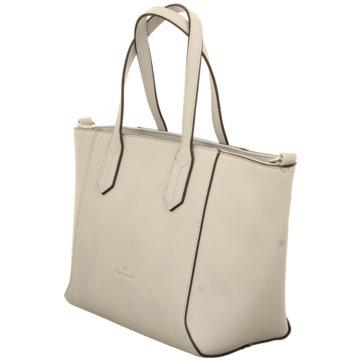 Tom Tailor Taschen Damen weiß