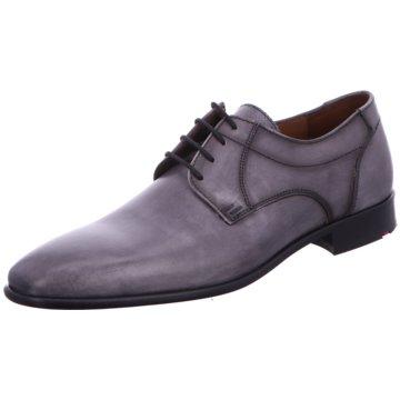 Lloyd Eleganter Schnürschuh grau