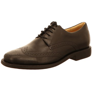 Anatomic & Co Business Schnürschuh schwarz