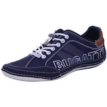 Bugatti Komfort SchnürschuhCanario blau