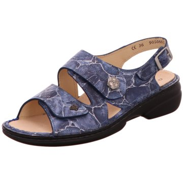 FinnComfort Komfort SandaleMilos blau