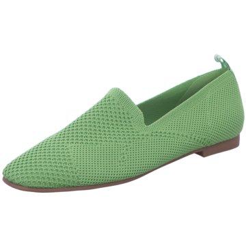 La Strada Slipper grün