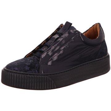 Online Shoes Sneaker Low blau