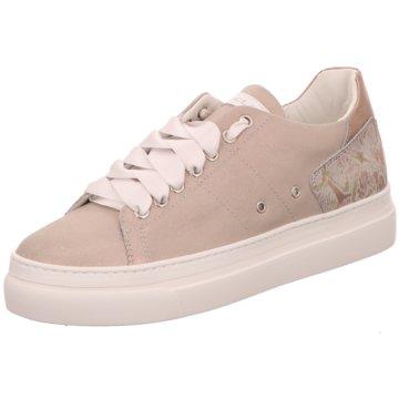 No Claim Plateau Sneaker beige