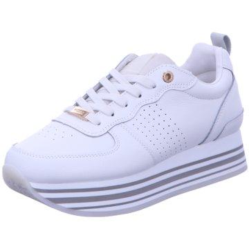 MEXX Plateau Sneaker weiß