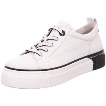 Gabor Plateau Sneaker schwarz