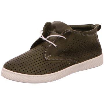 Andrea Conti Sneaker High oliv