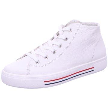 Remonte Sneaker High weiß
