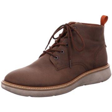 Ecco Sneaker HighAurora braun