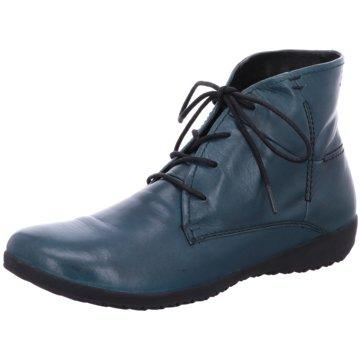 Josef Seibel Komfort Stiefelette blau