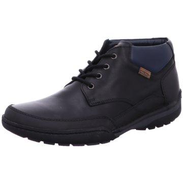 Pikolinos Komfort Stiefel schwarz