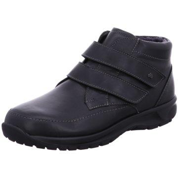 FinnComfort Komfort Stiefel schwarz