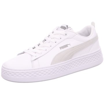 Puma Top Trends Sneaker weiß